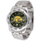 Southern Mississippi Golden Eagles Sport Steel Band Ano-Chrome Men's Watch