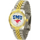 Southern Methodist (SMU) Mustangs Executive Men's Watch