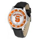 Syracuse Orangemen Competitor Men's Watch by Suntime