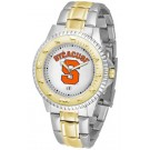 Syracuse Orangemen Competitor Two Tone Watch