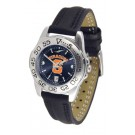 Syracuse Orangemen Sport AnoChrome Ladies Watch with Leather Band