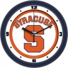 "Syracuse Orangemen Traditional 12"" Wall Clock"