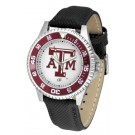 Texas A & M Aggies Competitor Men's Watch by Suntime