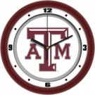 "Texas A & M Aggies Traditional 12"" Wall Clock"