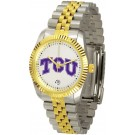 Texas Christian Horned Frogs Executive Men's Watch