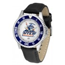 UTEP Texas (El Paso) Miners Competitor Men's Watch with Nylon / Leather Band