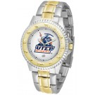 UTEP Texas (El Paso) Miners Competitor Two Tone Watch