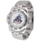 UTEP Texas (El Paso) Miners Sport Steel Band Men's Watch
