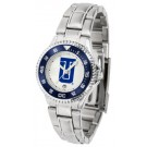 Tulsa Golden Hurricane Competitor Ladies Watch with Steel Band