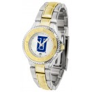 Tulsa Golden Hurricane Competitor Ladies Watch with Two-Tone Band