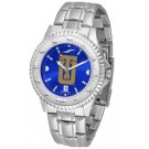 Tulsa Golden Hurricane Competitor AnoChrome Men's Watch with Steel Band