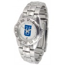 Tulsa Golden Hurricane Gameday Sport Ladies' Watch with a Metal Band