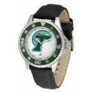 Tulane Green Wave Competitor Men's Watch with Nylon / Leather Band