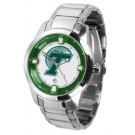 Tulane Green Wave Titan Steel Watch