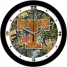 "Tennessee Volunteers 12"" Camo Wall Clock"