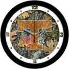"Tennessee Volunteers 12"" Camo Wall Clock"