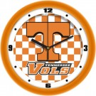 "Tennessee Volunteers 12"" Dimension Wall Clock"