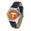 Tennessee Volunteers Sport AnoChrome Ladies Watch with Leather Band