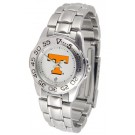Tennessee Volunteers Gameday Sport Ladies' Watch with a Metal Band