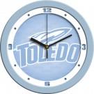 "Toledo Rockets 12"" Blue Wall Clock"