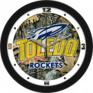 "Toledo Rockets 12"" Camo Wall Clock"