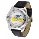 Toledo Rockets Men's Sport Watch with Leather Band