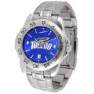 Toledo Rockets Sport Steel Band Ano-Chrome Men's Watch