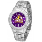 Tennessee Tech Golden Eagles Competitor AnoChrome Men's Watch with Steel Band
