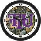 "Tennessee Tech Golden Eagles 12"" Camo Wall Clock"