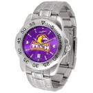 Tennessee Tech Golden Eagles Sport Steel Band Ano-Chrome Men's Watch