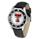 Texas Tech Red Raiders Competitor Men's Watch by Suntime