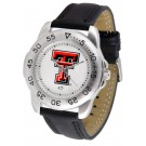 Texas Tech Red Raiders Gameday Sport Men's Watch by Suntime