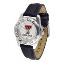 Texas Tech Red Raiders Gameday Sport Ladies' Watch
