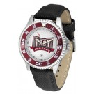 Troy State Trojans Competitor Men's Watch with Nylon / Leather Band