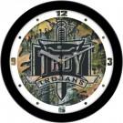 "Troy State Trojans 12"" Camo Wall Clock"