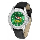 Alabama (Birmingham) Blazers Competitor AnoChrome Men's Watch with Nylon/Leather Band