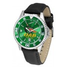 Alabama (Birmingham) Blazers Competitor AnoChrome Men's Watch with Nylon/Leather Band and Colored Bezel