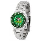 Alabama (Birmingham) Blazers Competitor AnoChrome Ladies Watch with Steel Band and Colored Bezel