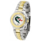 Alabama (Birmingham) Blazers Competitor Ladies Watch with Two-Tone Band