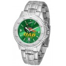 Alabama (Birmingham) Blazers Competitor AnoChrome Men's Watch with Steel Band
