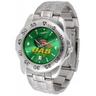 Alabama (Birmingham) Blazers Sport Steel Band Ano-Chrome Men's Watch