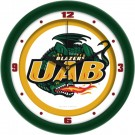 "Alabama (Birmingham) Blazers Traditional 12"" Wall Clock"