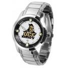 UCF (Central Florida) Knights Titan Steel Watch