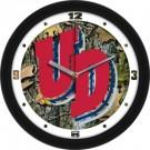 "Dayton Flyers 12"" Camo Wall Clock"