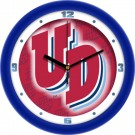 "Dayton Flyers 12"" Dimension Wall Clock"