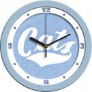 "Montana State Bobcats 12"" Blue Wall Clock"