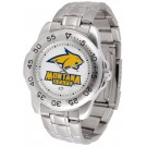 Montana State Bobcats Sport Steel Band Men's Watch