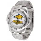 Montana State Bobcats Sport Steel Band Men's Watch