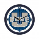 "Utah State Aggies 12"" Dimension Wall Clock"