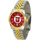 Utah Utes Executive AnoChrome Men's Watch by